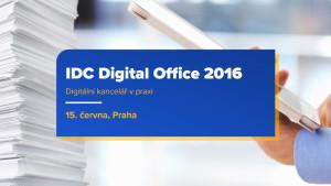 Konference Digital Office 2016