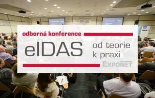 Konference eIDAS od teorie k praxi