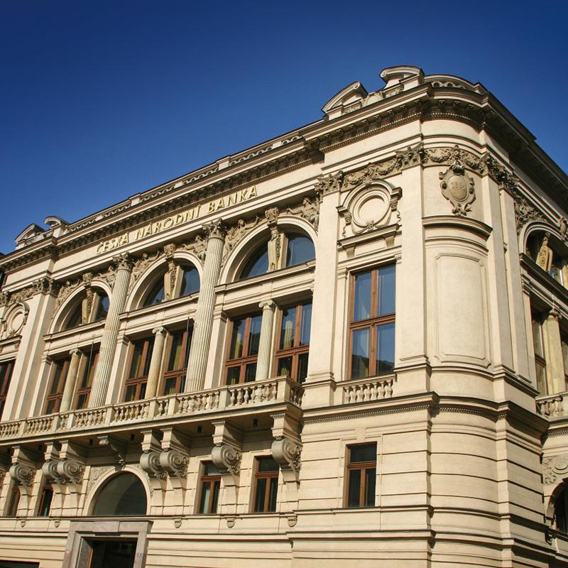 Kongresové centrum České národní banky